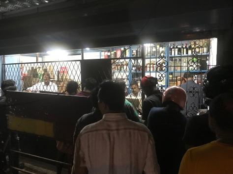 Liquor store in Kochi