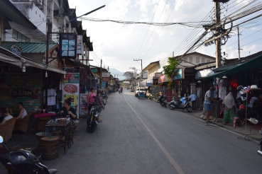 Streets of Pai